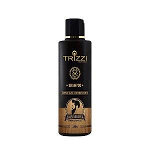 Shampoo Cabelo e Barba 2 em 1 Men 300ml Trizzi