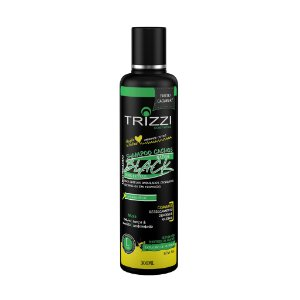 Shampoo Nature Black Cachos 300ml Trizzi