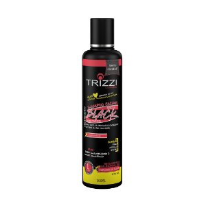 Shampoo Master Black Cachos 300ml Trizzi