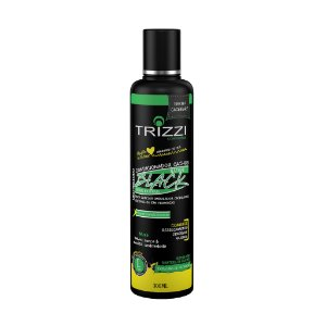 Condicionador Nature Black Cachos 300ml Trizzi