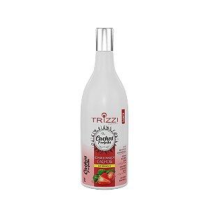 Condicionador Cachos Perfeitos Morango 1L Trizzi Cosmetics