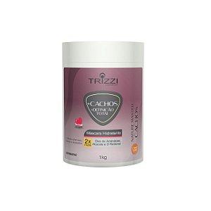 Máscara Nature Master +Cachos +Definição 1kg Trizzi Cosmetics