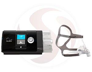 CPAP AUTOMATICO AIRSENSE S10 AUTOSET RESMED + MASCARA NASAL PICO + 10 FILTROS