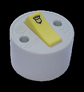 Interruptor Para Campainha Externo Inmetro Pct com 24 unidades. SEM EMBALAGEM JORIAN