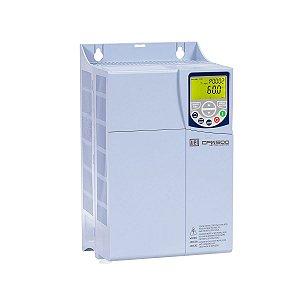 Inversor de Frequência CFW500 10CV 220V 28A Entrada Trifásica WEG