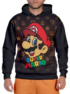 Moletom Masculino Mario Degrade Brow