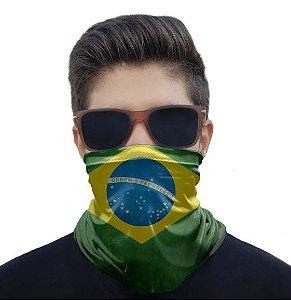 Máscara Bandana Brasil