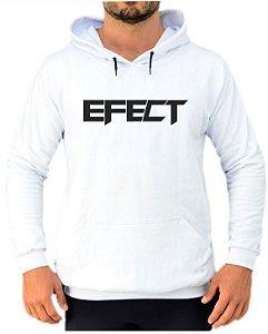 Moletom Branco Logo EFECT