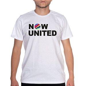 Camisa Now United Camiseta Algodão