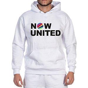 Moletom Now United Masculino e Feminino