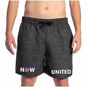 Short Now United Moletinho