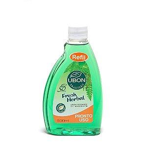 REFIL- Aromatizante de ambiente Pronto Uso Fresh Herbal 500ml