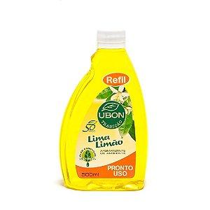 REFIL -  Aromatizante de ambiente Pronto Uso Lima Limão 500ml