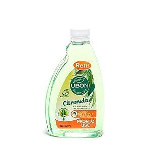 REFIL - Aromatizante de ambiente Pronto Uso Citronela 500ml