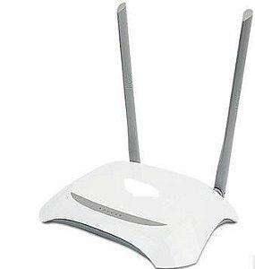 Configuração de roteador e repetidor wireless WI-FI