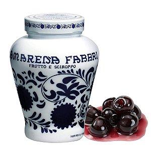Cereja em Calda Silvestre Amarena Opaline Original Fabbri 600 g Doces Sobremesa Itália