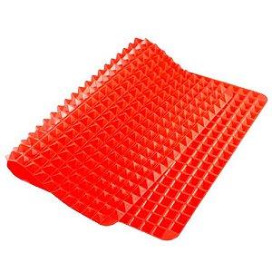 Tapete Antigordura Para Forno Magic Mat em Silicone