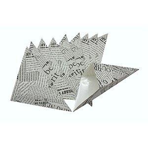 Conjunto de 10 Sacos Decorados para Servir Batat Frita e Petiscos Fackelmann em Papel