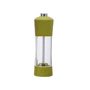 Moedor de Sal e Pimenta do Reino Manual 18 cm Plástico Joie Premium Cozinha Mesa