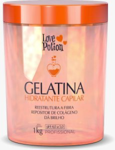 GELATINA CAPILAR -  1K - LOVE POTION
