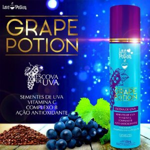 Escova de Uva- Grape Potion- Love Potion
