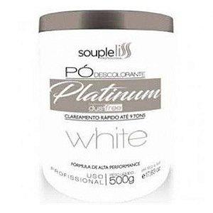 Po Descolorante Platinum WHITE