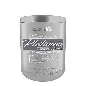 Po Descolorante platinum PLEX