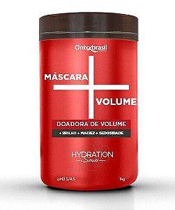 MASCARA + VOLUME ONIXX BRASIL