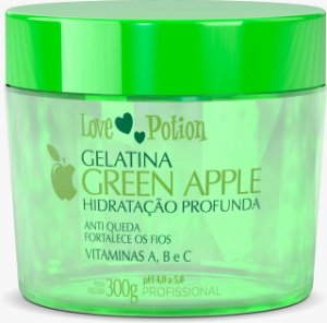 GELATINA GREEN APPLE 300g