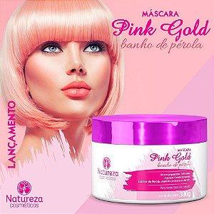 PINK GOLD 300g natureza cosméticos