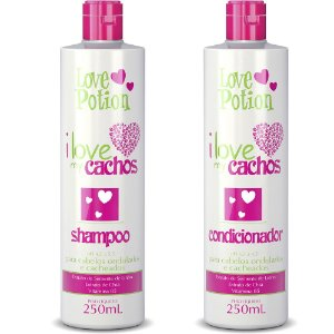 SHAMPOO + CONDICIONADOR - I LOVE MY CACHOS 250ML
