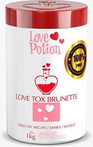 LOVE TOX BRUNETTE  0% formol
