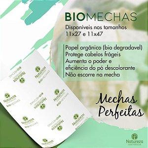 PAPEL BIOMECHAS - NATUREZA COSMÉTICO.