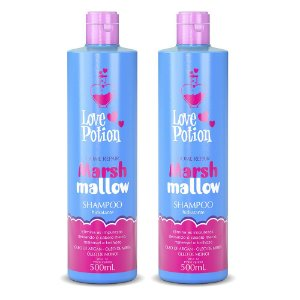 2 SHAMPOO 500ML MARSHMALLOW - LOVE POTION
