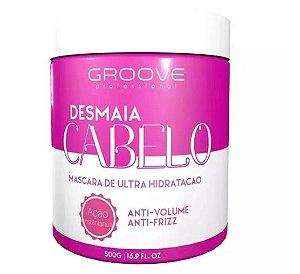 GROOVE - MÁSCARA DESMAIA CABELO - 500G