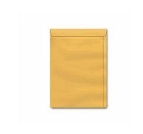 Envelope de Papel Ouro Liso 162x229 mm - Pct com 250 unidades