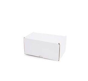 Caixa G Branca Lisa Modelo Correio 24x15x12 - Pct com 50 unidades