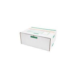 Caixa E Branca Modelo Correio 38x29x16 - Pcto com 25 unidades
