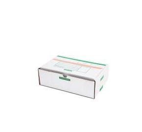 Caixa B Branca Modelo Correio 23x15x7 - Pct com 50 unidades