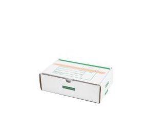 Caixa A Branca Modelo Correio 19x13x6 - Pct com 50 unidades