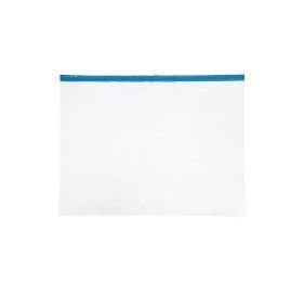 Envelope Plástico Liso 80x60 Branco - Pct com 100 unidades