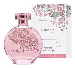 Colônia Feminina Floratta Rose O Boticário, 75ml