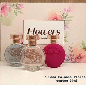Kit Presente Floratta Flowers O Boticário