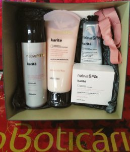 Kit 1 - Nativa Spa Karité o Boticário