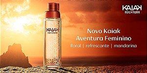 Kaiak Aventura Feminino Colônia Natura, 100 ml