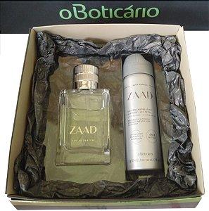 Kit Presente Zaad Eau de Parfum O Boticário