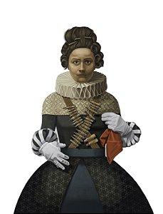 Gravura Maria Bonita