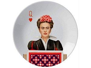 Prato Frida Kahlo