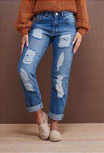 Calça Jeans Retrô