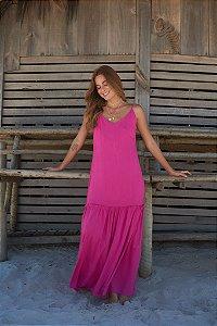Vestido Longo Bali Pink